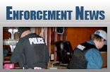 Enforcement News